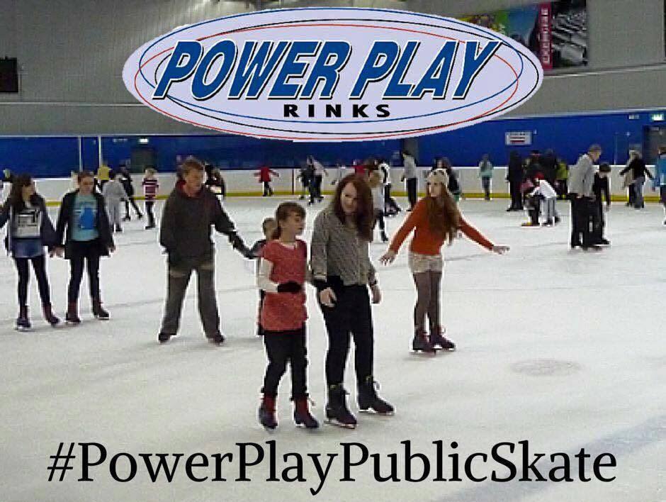 public skating rink exton pa